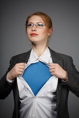 Everyone is a superhero