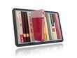 Online bookshelf. - 80586701