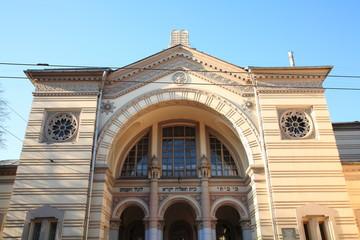 Synagogue in Vilnius