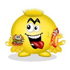 scelta fast food