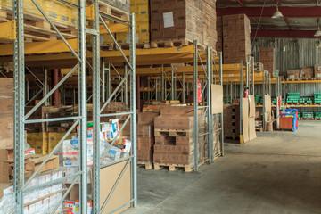warehouse indoor