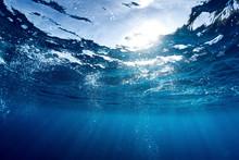 """Постер, картина, фотообои """"Blue Sea"""""""