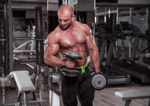 Poster Fitness Men`s Health