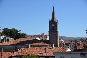 skyline de Comillas, Cantabria