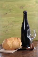 Pane vino e pipa