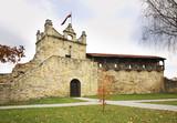 Royal castle in Nowy Sacz. Poland