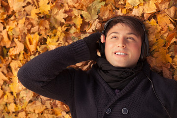 Relaxation in the leaves