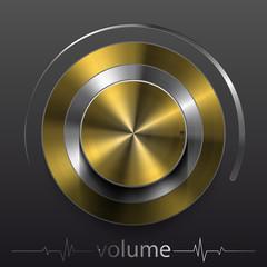button volume