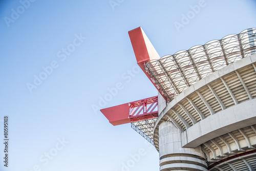 Canvas Stadion San Siro arena,Milan