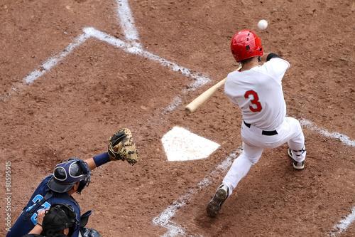 Batter Swings