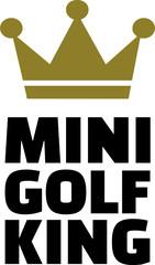 Minigolf King