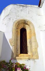 Querenca 16th century Mother Church window
