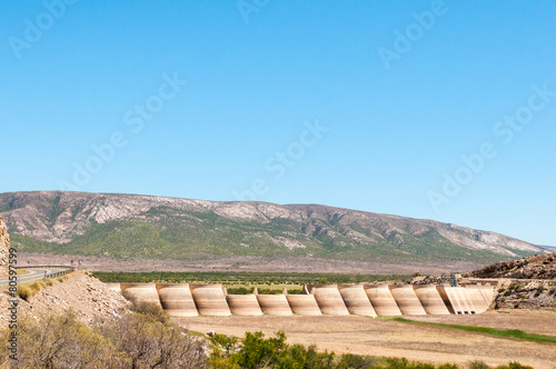 Beervlei Dam near  Willowmore, South Africa - 80597599