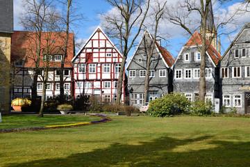 historical german house