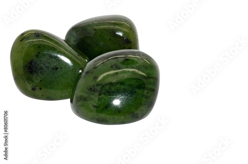 Tuinposter Edelsteen Jade