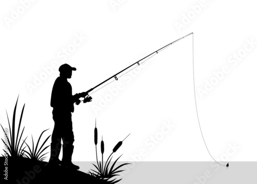 Fishing - Illustration - 80601789