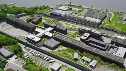 Prison correctional facility New York City