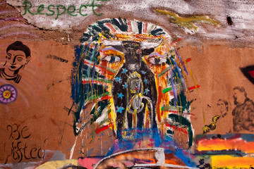Bisbee Graffiti-5