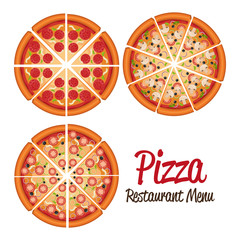 Pizza design.