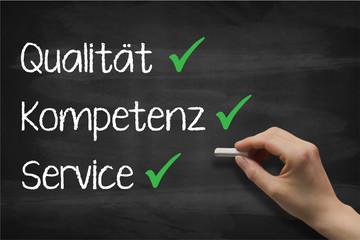 qualität,kompetenz,service 2803