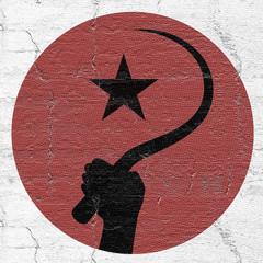 Vintage communism symbol
