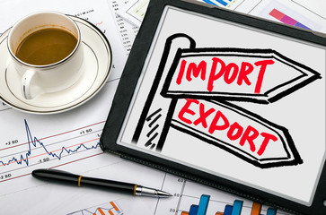 import and export signpost hand drawing on tablet pc