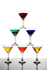 cocktail Pyramid