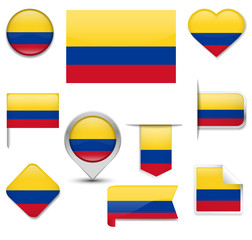 Columbia Flag Collection