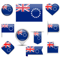Cook Island Flag Collection