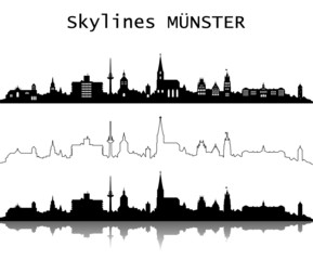 Skyline Münster