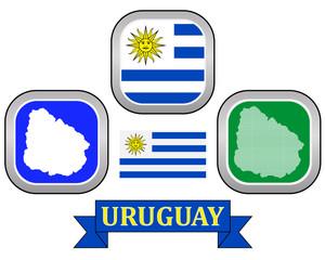 symbol of  Uruguay