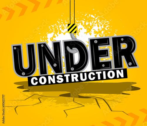 Under Construction - 80623717