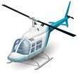 Helicopter icon - 80623912