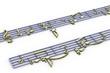 3d music notation