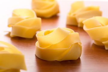 Pasta rolls