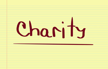 Charity Concept