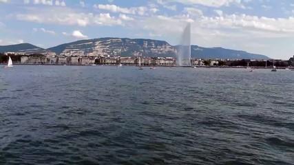 Geneva Lake Moving Time Lapse