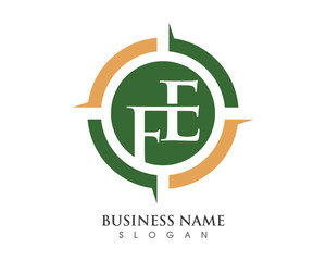 FE Compas Logo