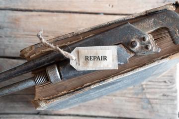 Repair School concept.