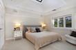 Leinwanddruck Bild - Interior Design: Modern Bedroom