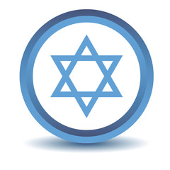 Blue Judaism icon