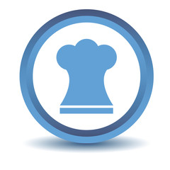 Blue Chef hat icon