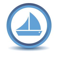 Blue Ship icon