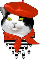 cat Frenchman
