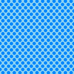 background pattern with blue dots