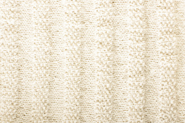 Abstract knitwork pattern texture background