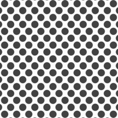 background pattern with black dots