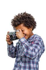 Novice photographer