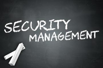 Blackboard Security Management