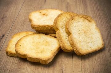 Tostas de pan